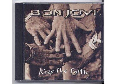 邦喬飛 堅持信念 正銀圈美國盤 Jovi Keep The Faith