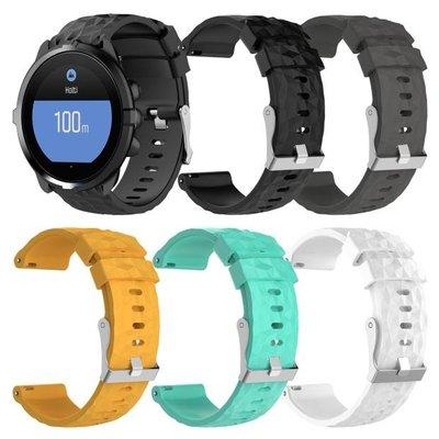 錶帶 手錶配件 替換錶帶 適用ATMOS MISSION ONE潛水電腦手錶防水硅膠運動休閑時尚錶帶