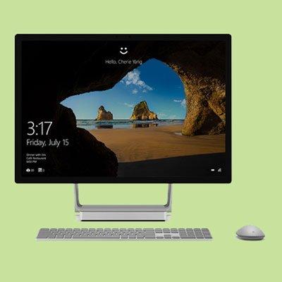 5Cgo【權宇】Microsoft商務Surface Studio I7/32G/2TB WIN10 45U-00014