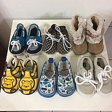 13號~13.5號  親親小寶貝 ❤️  出清  多款全新二手小童鞋 專櫃  學齡前幼兒 (請勿下標)