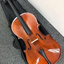 3/4 VIF BC100 大提琴 連袋、弓及松香 3/4 Cello with Bag, Bow & Rosin 九成新  只售1300 元