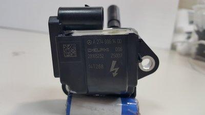 W204 M270 M274 E2.0 2013- 考耳 考爾 點火放大器 點火線圈 高壓線圈 2749061400
