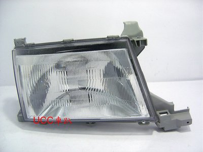 【UCC車趴】TOYOTA 豐田 SURF 金瑞獅 99-01 原廠型 大燈 (TYC製) 一組1900