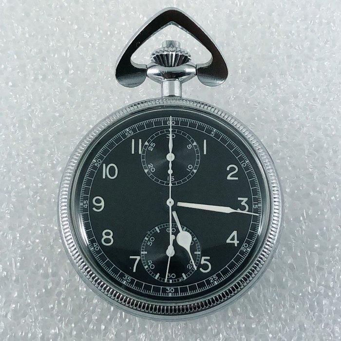 百年靈 50's/60's USA軍用計時碼錶