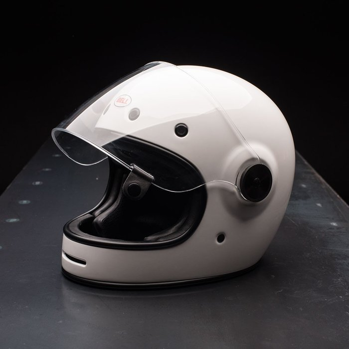 (I LOVE樂多)美國BELL SOLID white全罩安全帽 樂高帽 全車種風格搭配