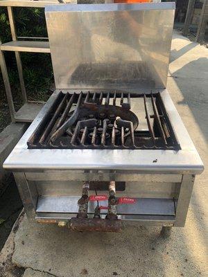 單口快速爐 接液化瓦斯桶 單孔快速爐 單口高湯爐 西餐爐 單孔炒台 A1244-予新傢俱