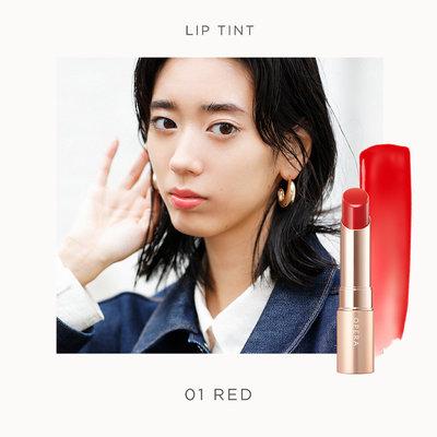 OPERA lip tint渲漾水色唇膏N-01蜜紅