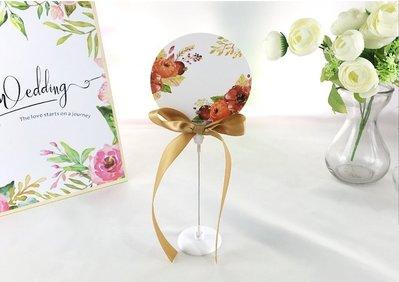 創意婚禮用品 席位卡 桌卡 桌牌  簽到台 婚慶用品道具 6號款