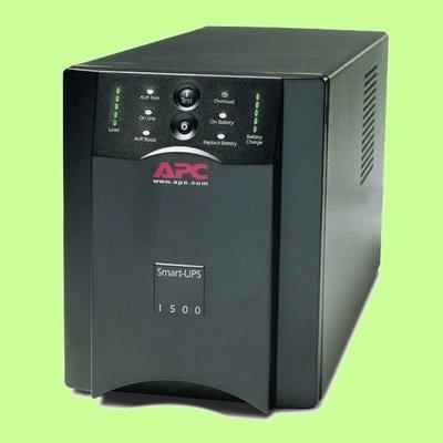 5Cgo【權宇】APC SMART-UPS 1440VA SUA1500TW 在線互動式不斷電系統 UPS 兩年保含稅