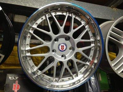 正HRE 20吋3片鍛造鋁圈 R8 鍛造鋁圈 LP550 LP560 LP570 輕量化 AUDI A6 S6 RS6