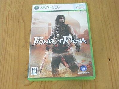 【小蕙生活館】XB360 ~ Prince of Persia 波斯王子 遺忘之砂 (純日版)