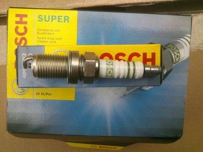 台中bbcar BENZ W202 W124 W210 W140 M111/M104引擎火星塞F8DC4 德國BOSCH