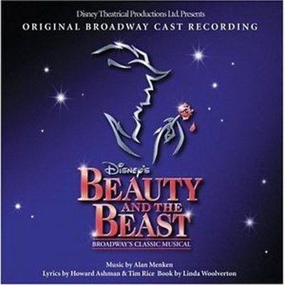 美女與野獸-音樂劇原聲帶 Beauty and the Beast on Broadway/O.S.T.-8608617