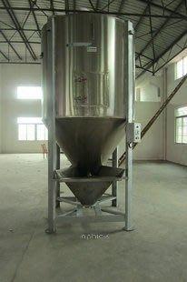 INPHIC-立式螺桿攪拌機 大噸位塑膠顆粒攪拌機 穀物飼料攪拌儲存