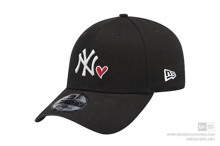 【Easy GO 韓國潮牌代購】NEW ERA x MLB - NEYYAN ♥紐約洋基隊棒球帽/鴨舌帽