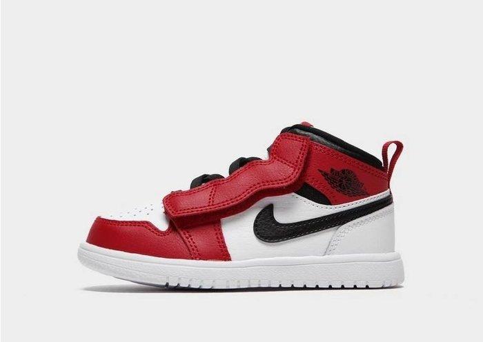 南 2020 8月 AIR JORDAN 1 AJ1代 黑色 喬丹  童鞋 小童鞋 白黑紅 芝加哥 紅頭 黑頭 喬丹