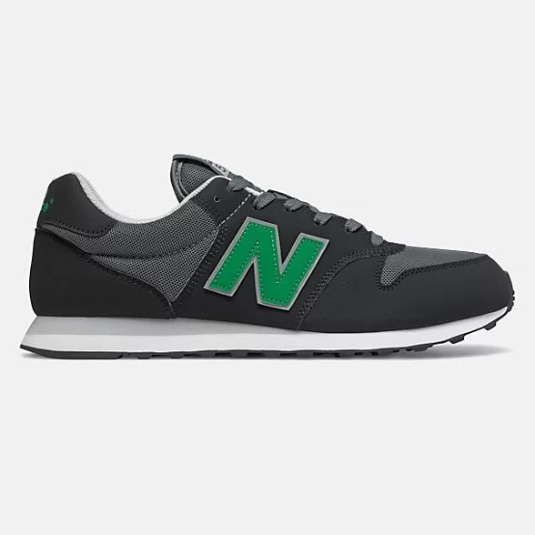 南◇2020 8月 NEW BALANCE 500 灰黑色 綠色 GM500VA1 復古 休閒 男鞋 M500