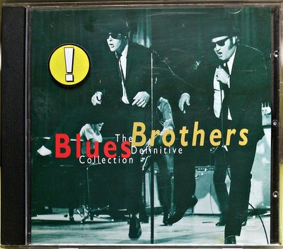 The Blues Brothers - The Definitive Collection 二手德版