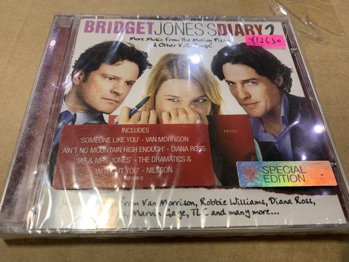 *還有唱片行*BRIDGET JONE'S DIARY 2 全新 Y12630 (149起拍)