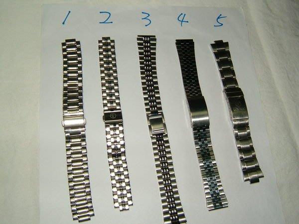 全心全益低價特賣*伊陸發鐘錶百貨* 男錶帶 *多種錶帶可供選擇**每條168元第3.4條已經賣出