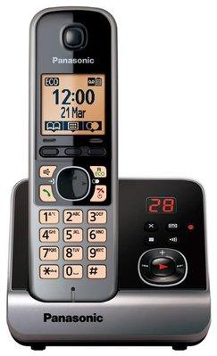 【101-3C數位館】Panasonic KX-TG6721 DECT數位無線電話【中文選單】2年保固 答錄機