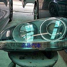 VW福斯 2004~2009 GOLF GTI 中古左大燈