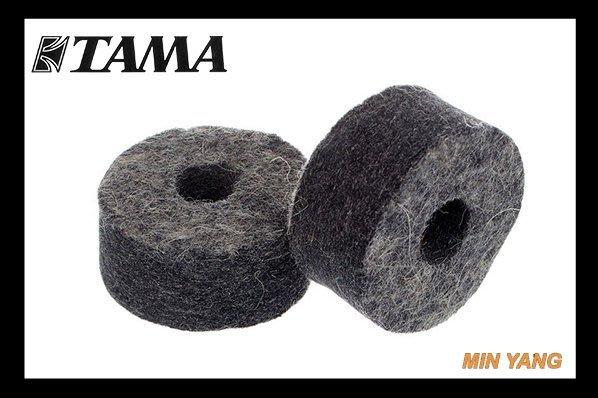 【 民揚樂器】銅鈸架棉墊 TAMA原廠 7081P 一組兩入