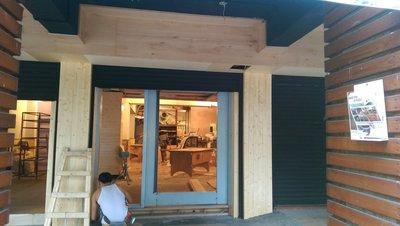 【夢想家油漆工程】室內外油漆 稀酸鈣板木板 壁癌處理