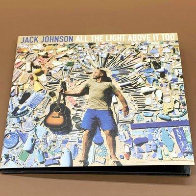全新CD 來自夏威夷的吟唱Jack Johnson All The Light Above It Too CD