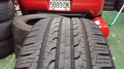 巴伐利亞國際附屬輪業(屏東廠)-中古單一跛腳輪胎-固特異EFFICIENT-SUV-235/55/18X1(休旅車胎)