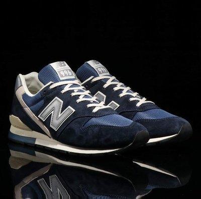 【GROUP A】NEW BALANCE 996 深藍 銀N 3M 反光 麂皮 復古 慢跑鞋 亞規 CM996GN