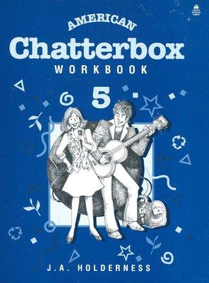 兒童美語系列 American Chatterbox《5》Workbook  原價210元