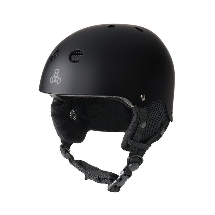 Triple 8 滑雪專用強化 EPS 頭盔 - LTS 現貨
