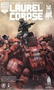 酸雨戰爭 Puppet Container Guard 地獄木偶兵 送金屬機槍