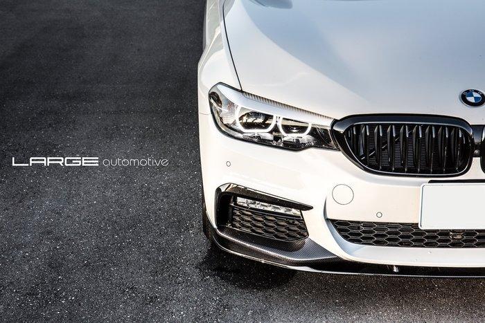 【樂駒】BMW G30 G31 5 Series M Performance 高亮黑 水箱罩 黑鼻頭 原廠 改裝 套件
