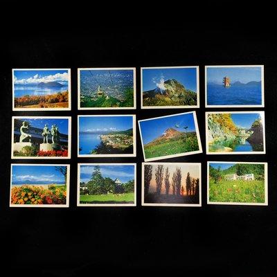 (共31張) 日本北海道 札幌 風景小明信片 背面有說明