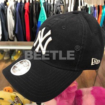 現貨 BEETLE NBA NEW ERA 紐約 洋基 YANKEE 深藍 老帽 男女可戴 可調式 920