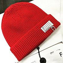 16SS visvim beanie毛帽 RED 紅