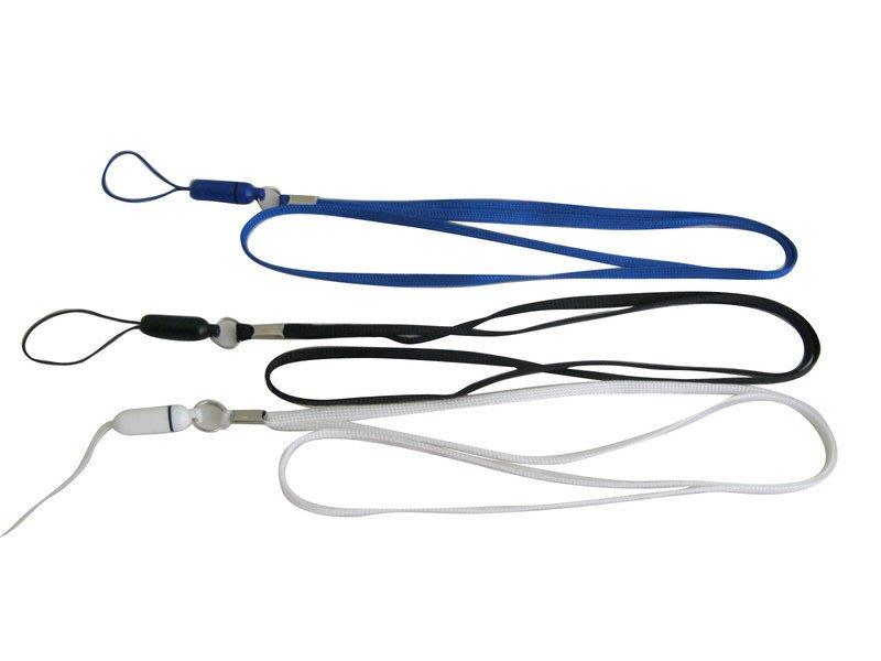 SAFEHOME 子彈造型 名牌頸掛繩 手機頸掛繩 相機頸繩 頸吊繩 MP3 MP4 移動電源 37公分長 CPA018