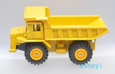 TOMY多美TOMICA合金玩具車 F22號 TEREX DUMP 泥頭車 日本制~店長熱推