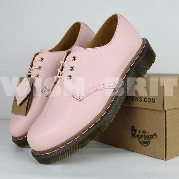 【~希望~完美馬汀】Dr. Martens 1461 三孔 ~七天鑑賞免運~  草莓紅 粉紅 QQ pearl 女鞋