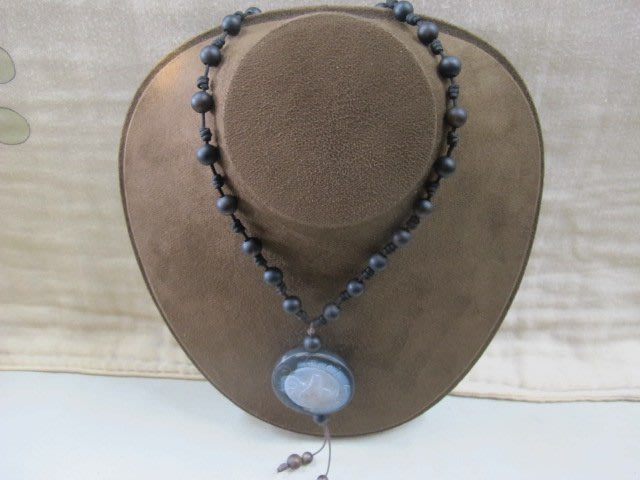 二手舖 NO.3357 貔貅項鍊 手珠 串珠 首飾飾品