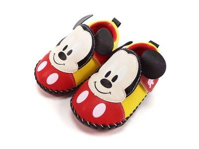 童鞋/迪士尼Disney日風米奇柔軟寶...