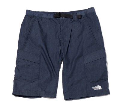 THE NORTH FACE NYLON DENIM VERSATILE SHORT 短褲 nb42126。太陽選物社
