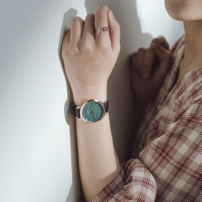 888利是鋪-chic女士手表防水時尚新款潮流石英表女學生韓版簡約休閑大氣#手錶