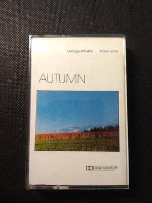 George Winston/ Autumn/  齊飛代理發行