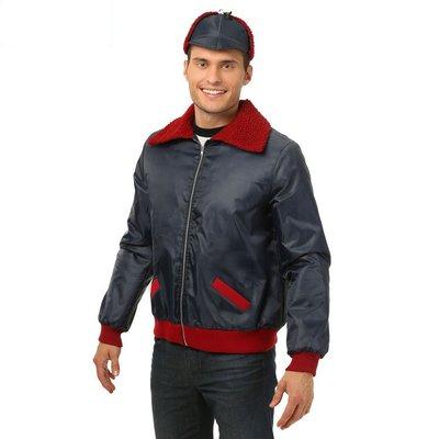 萬聖節服裝 萬圣節 聚會美國電視連續劇辛普森一家Mr. Plow夾克外套 裝扮服裝