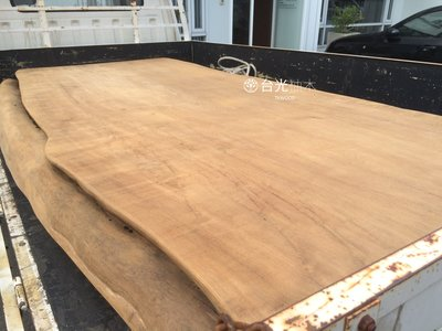 【緬甸柚木-TKWOOD】 (寬80-90cm)柚木書桌・原木桌板・柚木吧檯/餐桌・柚木地板・柚木拼板、家具、樓梯板