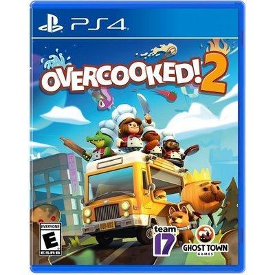 【飛鴻數位】(現貨) PS4 煮過頭 2 Overcooked 2 簡中英文版『光華商場自取』