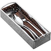 筷架消毒柜筷子盒不銹鋼瀝水筷子架家用廚房拉籃內置放快子勺子收納盒收納